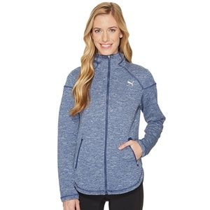 Puma Cell Womens Athletic Sport Hoodie Size S